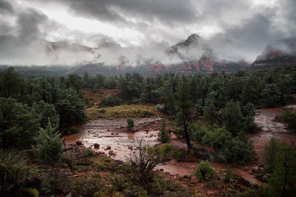 West of the Colorado River: Arizona